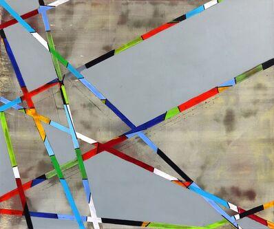 Petra Rös-Nickel, 'The Line', 2020