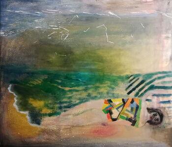 Juan Tessi, 'En la playa', 2020
