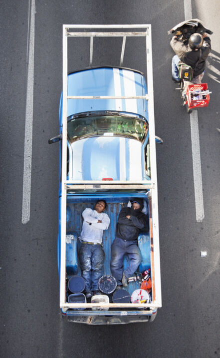 Alejandro Cartagena, 'Carpoolers #40', 2012