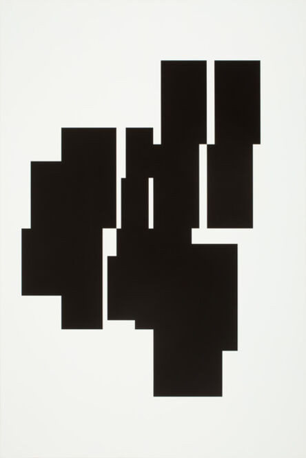 Attila Kovács, 'koordination pp3-14-1975, 9th distribution', 1975