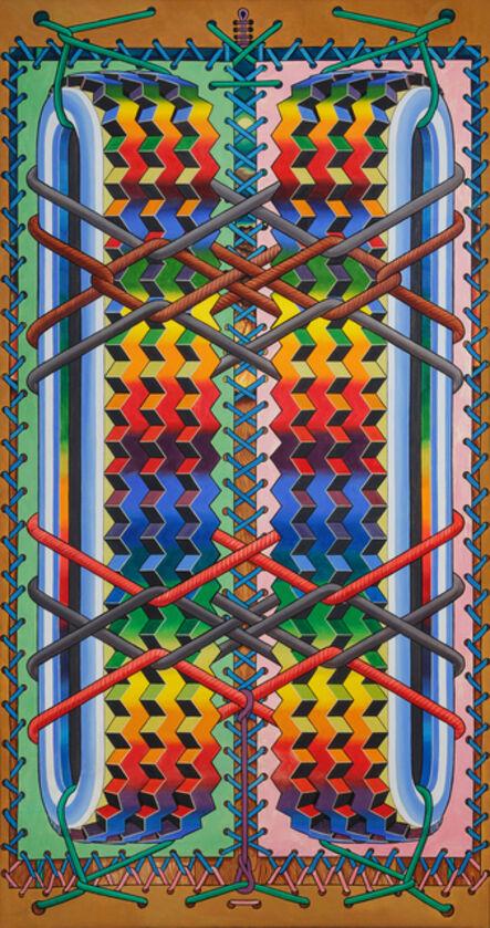 Art Green, 'Medium Tedium', 1972
