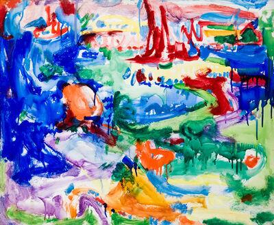 Hans Hofmann, 'Landscape', 1935