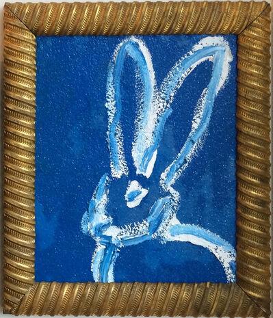 Hunt Slonem, 'Blue Bunny', ca. 2014