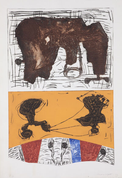 Michel Beaucage, 'RETABLE', 1991