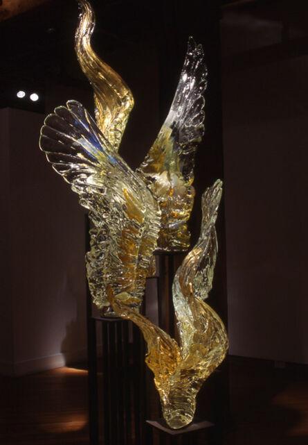 Martin Blank, 'Glass Wings'