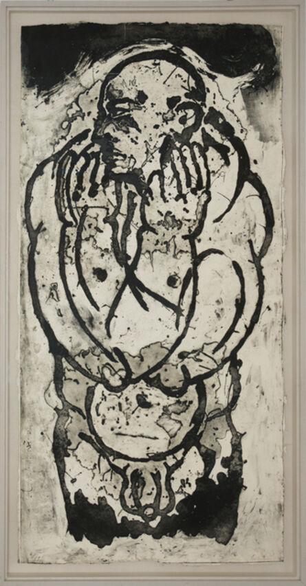 Jaume Plensa, 'Homme nu / Home', 1987