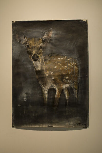 Russ Ronat, 'Sika Deer', 2018