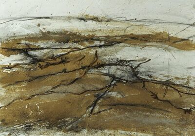 Rolf Iseli, 'Offene Landschaft', 2014
