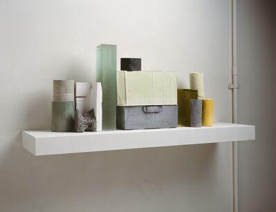 Rachel Whiteread, 'GREEN MODEL', 2007-08