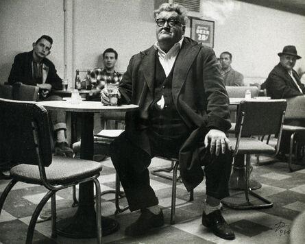 Lutz Dille, 'Toronto, Jarvis + Queen', 1959