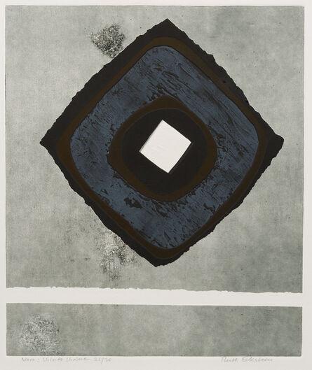 Ruth Eckstein, 'Nara: Shinto Shrine', 1973