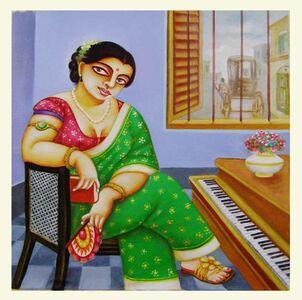 Gautam Mukherjee, 'Pianist'
