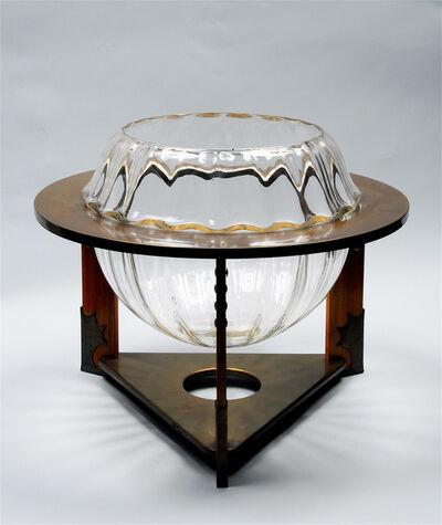 Josef Hoffmann, 'Fischglas, Adolf (Adolfov/Vimperk, CZ)', 1899