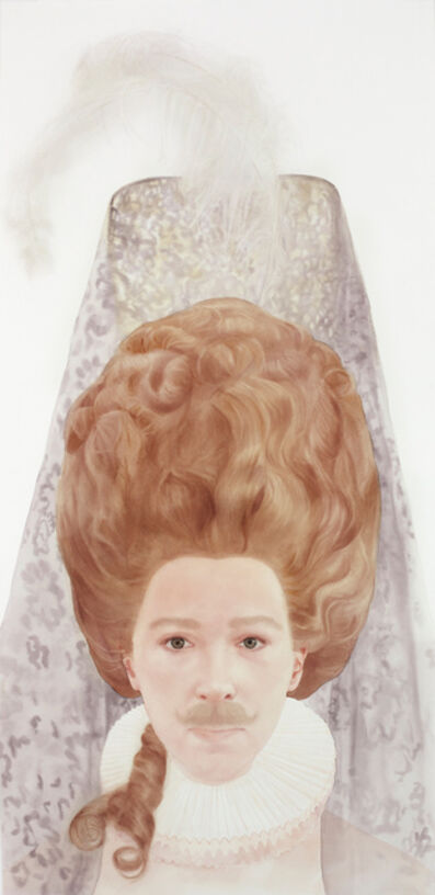Maria Nordin, 'The Make-up Artist', 2017