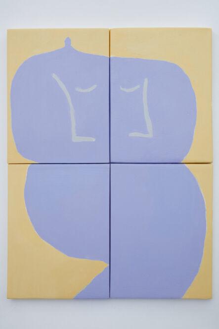 Lilian Martinez, 'Form On Plaster 2', 2018