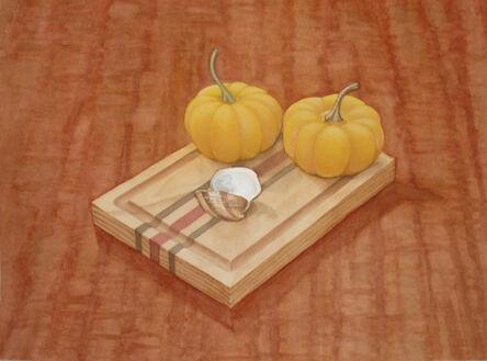 Lauren Sweeney, 'Gourds on a Board', 2012