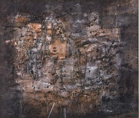 Maliheh Afnan, 'Lost City ', 1987