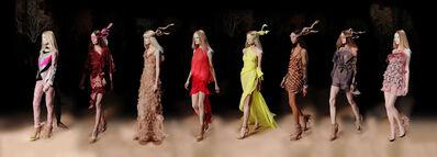 Simon Procter, 'Valentino Eight Haute Couture 2010, Paris'