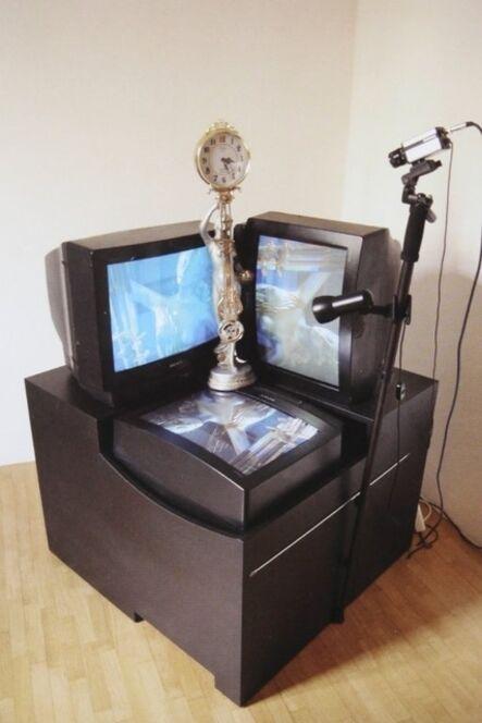 Nam June Paik, 'Tv Clock', 1990-1991