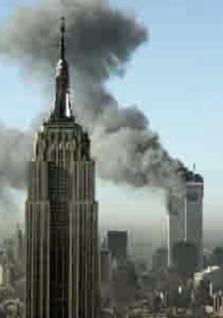 Thomas Ruff, 'Jpegs 2006 (Twin Towers)', 2006