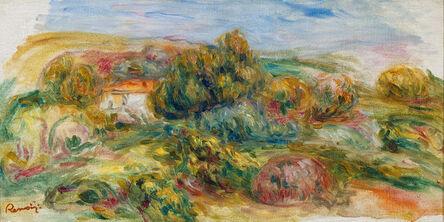 Pierre-Auguste Renoir, 'Esquisse de Paysage (Landscape Sketch)', ca. 1910