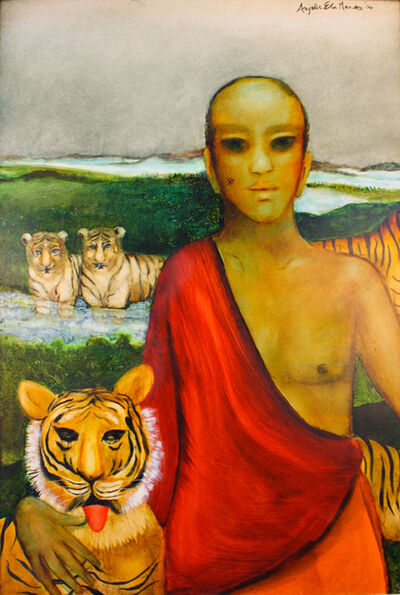 Anjolie Ela Menon, 'Kanchanburi', 2013