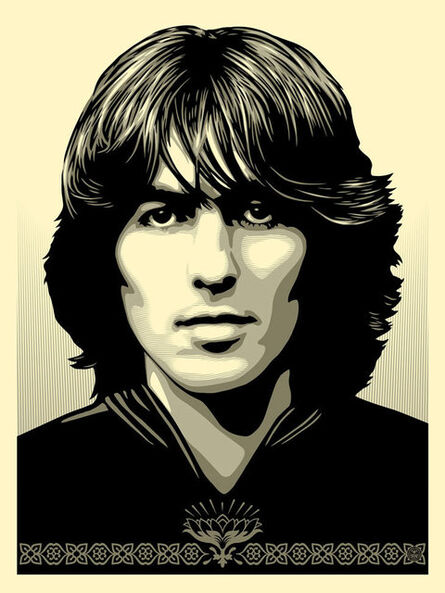 Shepard Fairey, 'Poster For George ', 2014
