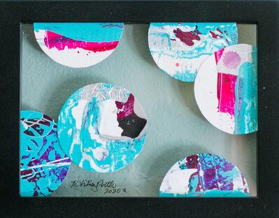 Whitney Pintello, 'Portholes 3-  Geometric Contemporary Abstraction Series', 2020
