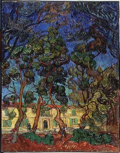 Vincent van Gogh, 'Hospital at Saint-Remy', 1889