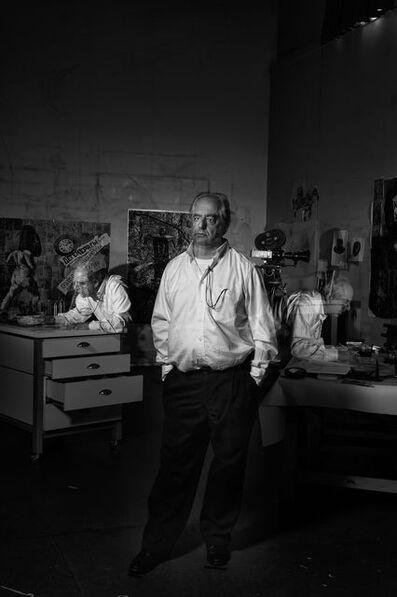 Adrian Steirn, 'William Kentridge: In Spite of Myself', 2013