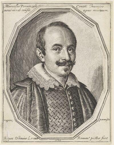 Ottavio Leoni, 'Marcello Provenzale', 1623