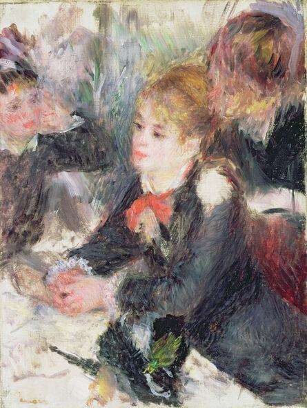 Pierre-Auguste Renoir, 'At the Milliner's', 1878