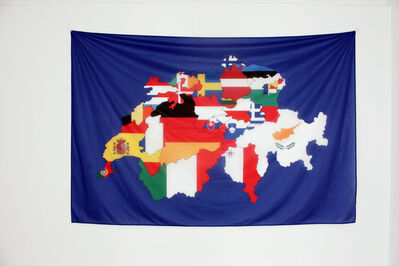 Habib Asal (CH), 'Proposal for a Flag', 2010