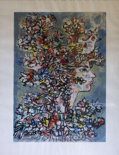 René Portocarrero, 'Sin título 2 (Untitled 2)', ca. 1980