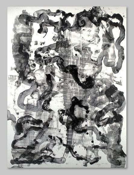 Ed Moses, 'Untitled Abstraction V', 1992-2010