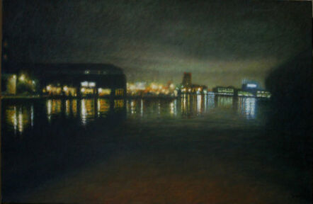 Davis Morton, 'A Baltimore Nocturne', 2009