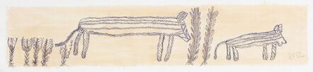 Jose Nunez, 'Untitled (2 Caballos)', 2017