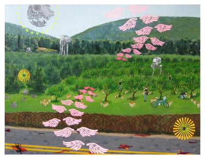 Jeremiah Johnson, 'Peach Season', 2010