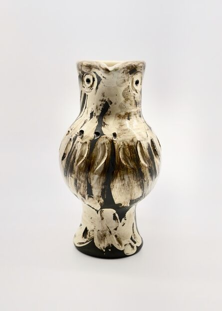 Pablo Picasso, 'Wood-Owl ', 1969