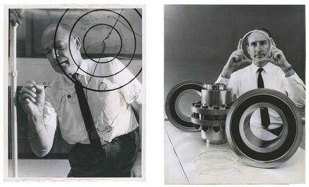 Murray Moss, 'TQ 7/8: Cape Kennedy/Circular Feeling', 1966/1965