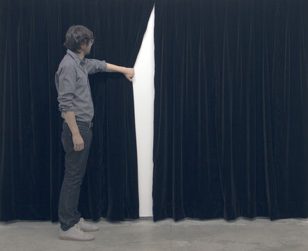 Mario García Torres, 'Self-Portrait as Presenter', n.d.