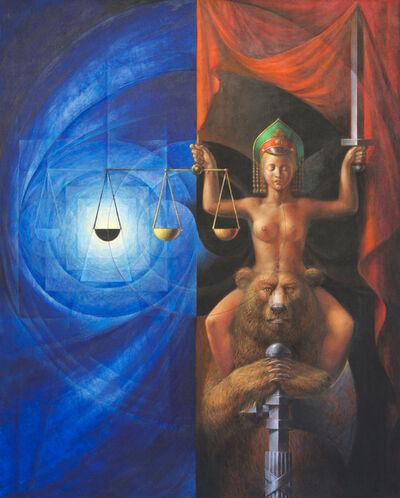 Vitaly Komar, 'Bear's Justice', 2010-2015