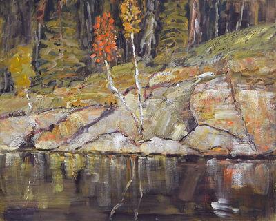 Gregory Hardy, 'Dark Forest, Shoreline', 2016
