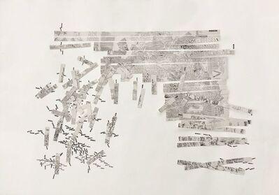 Matias Waizmann, 'Fracturas IV', 2017