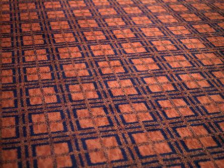 David Hartt, 'Carpet at The Johnson Publishing Company Headquarters, Chicago, Illinois', 2011