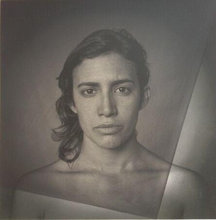 Luis González Palma, 'Möbius grafito 4', 2013