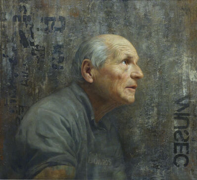 David Kassan, 'Aspiration: Portrait of Antonio Lopez', 2014