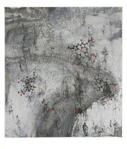 John Simpson, 'Haemoglobin (Forest)', 2017