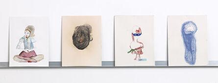 Victoria Civera, 'Nidos (barra 4)', 2013
