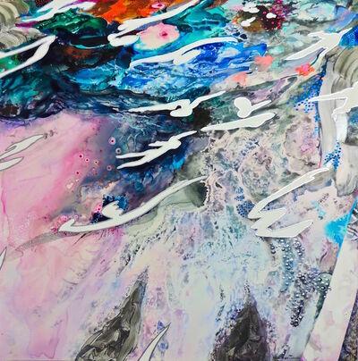 Kathy Robinson-Hays, 'Drifting:Upside down & backwards   ', 2017